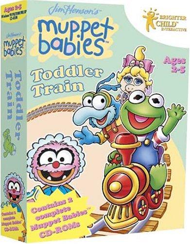 Muppet Babies: Toddler Train -