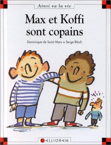 Max et Lili n° 24 Max et koffi sont copains