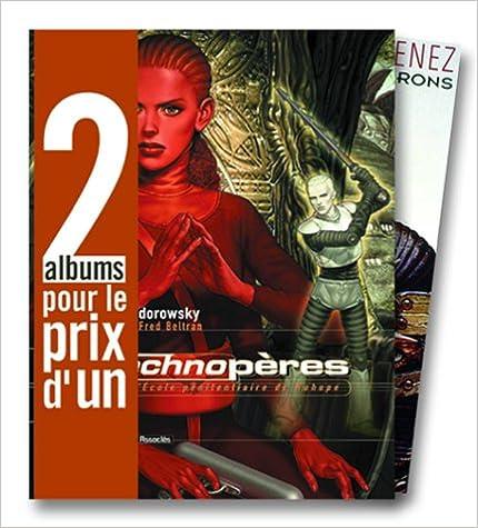 2 albums pour le prix d1 la caste des meta barons tome 3 les technoperes tome 1 en cadeau