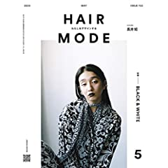 HAIR MODE 最新号 サムネイル