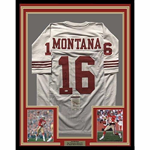 Joe Montana Signed Photo - 4