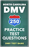 250 North Carolina DMV Practice Test Questions