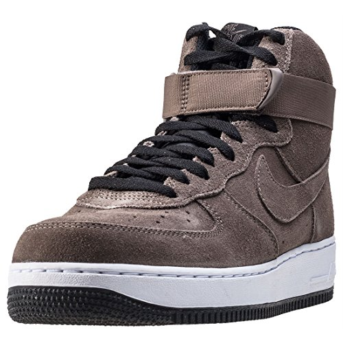 (Nike Men's Air Force 1 High '07 Basketball Shoes Dark Grey Size 10 US)