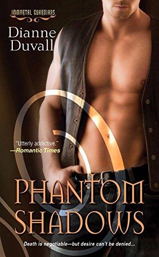 book cover of Phantom Shadows