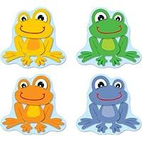 Carson Dellosa Funky Frogs Shape Stickers (168122)