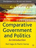 img - for Comparative Government and Politics: An Introduction by Rod Hague (2001-07-11) book / textbook / text book