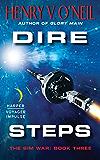 Dire Steps: The Sim War: Book Three