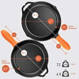 Legend Cast Iron Skillet Set | Large