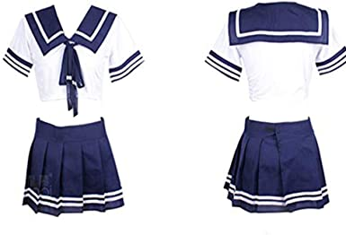 Amazon.com: Juego de ropa de lencería sexy para escuela ...