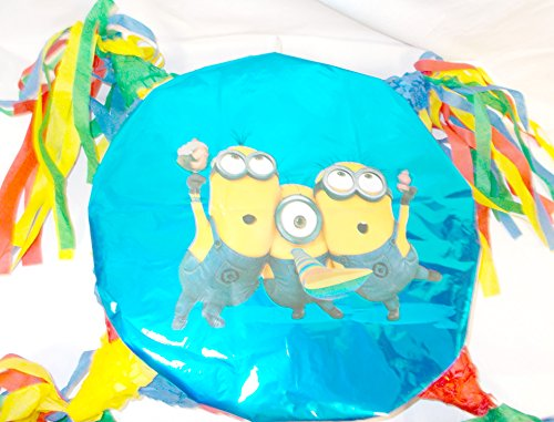 Bday Parties Minion Minions Despicable Me Movie 15