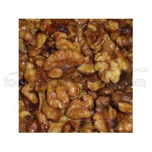 Azar Nut Bakers Select Candied Halves and Pieces Walnut, 5 Pound -- 1 each. by Azar Nut (Azar Nut)