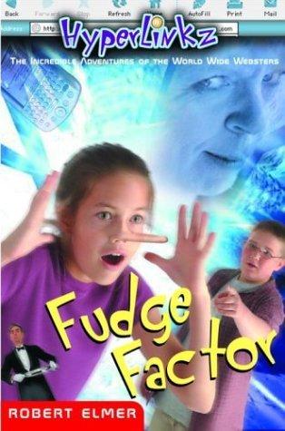 book cover of Fudge Factor