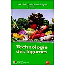 Technologie des Legumes