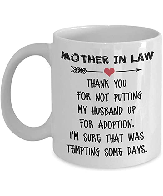 Suegra Regalo de la nuera para el día de la madre-Gracias ...