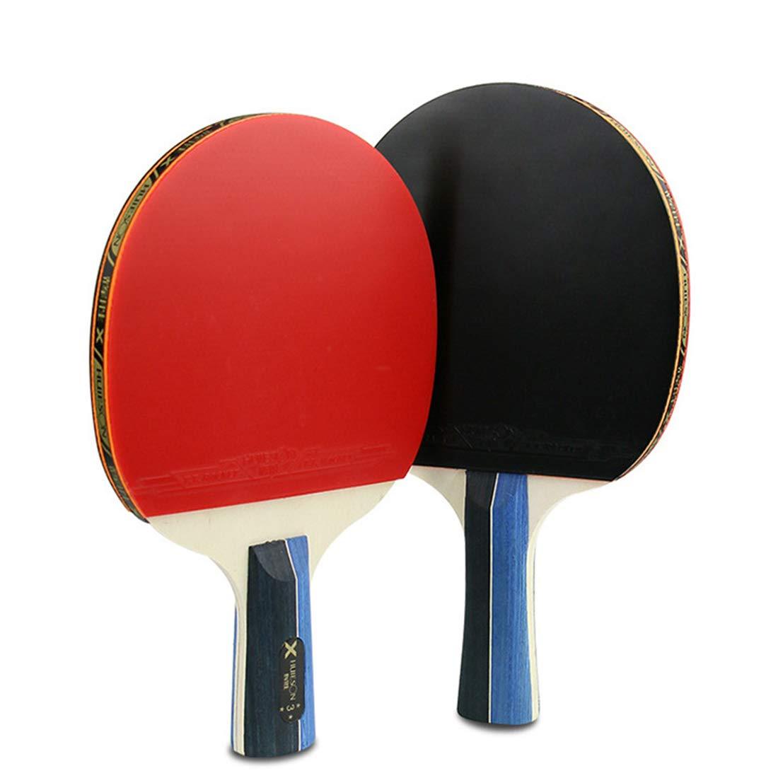 YUYAXQP PortátilPala Ping Pong, Pala De Tenis De Mesa De Funda ...