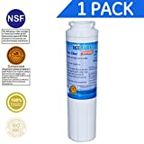 water filter amana - Icepure RWF0900A Refrigerator Water Filter Compatible with Maytag UKF8001 ,WHIRLPOOL 4396395 ,EveryDrop EDR4RXD1, Filter 4 1PACK