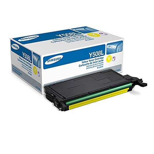 Samsung CLP-620ND Yellow Toner Cartridge High Yield (4,000 Yield)