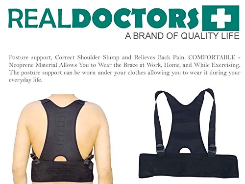 Neoprene Corrector Scoliosis Spondylolisthesis Thoracic product image