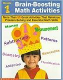 Brain-Boosting Math Activities, Professional Books Staff, 0590065572