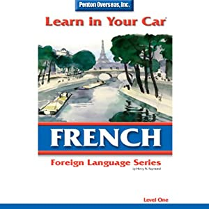 Learn in Your Car: French, Level 1