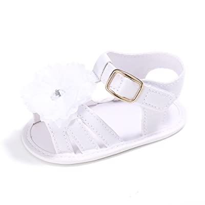 242772d84571 Estamico Baby Girls  Summer Shoes Infant Sandals US Sizes ...