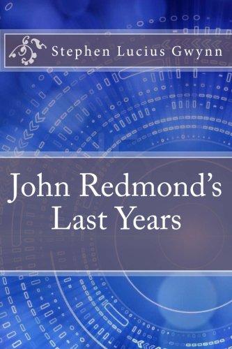 Download John Redmond's Last Years PDF