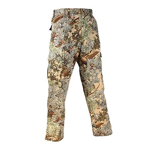 King's Camo Cotton Six Pocket Hunting Pants, Desert Shadow, Medium