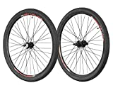 CyclingDeal Mountain Bike 29'' Disc-Brake Wheelsets Shimano 10 Speed QR F&R