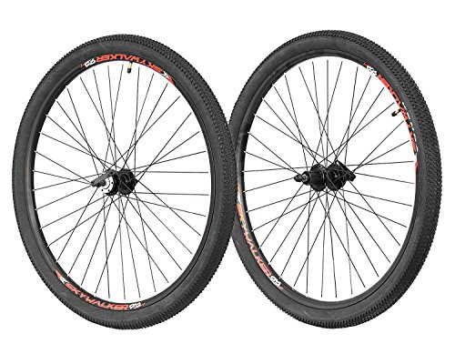 CyclingDeal Mountain Bike 29'' Disc-Brake Wheelsets Shimano 10 Speed QR F&R by CyclingDeal