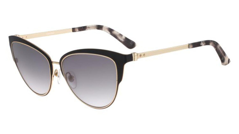 Amazon.com: anteojos de sol CALVIN KLEIN CK 8007 S 001 negro ...