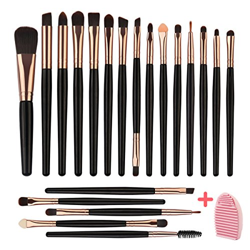 MAGEFY 20 PCs Makeup Brushes Set Eye Makeup Bru...