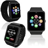 inDigi® Unlocked! GSM Bluetooth Smart Watch Phone Wireless Sim Card MP3 MP4 Camera Video