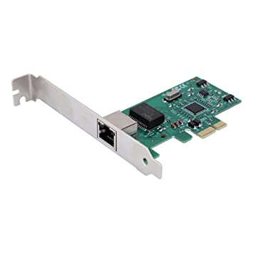 Amazon.com: ASHATA Network Card, Realtek RTL8111C PCI-E ...