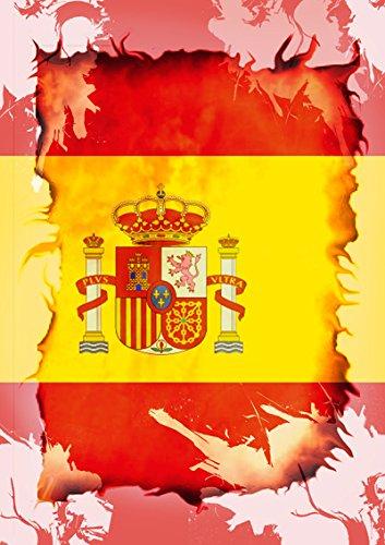 """Disagu Design Case Coque pour Apple iPhone 7 Housse etui coque pochette """"Spanien"""""""