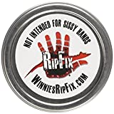 RipFix by Winnies - Hand Repair Cream & Callus Treatment for Cracked or Ripped Hands - 1.34 oz Tin