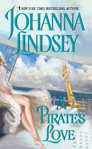 A Pirate's Love (Avon Historical Romance) cover