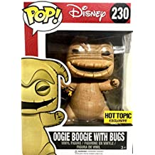 Funko Pop! Nightmare Before Christmas Oogie Boogie with Bugs Hot Topic Exclusive Vinyl Figure