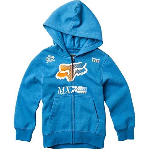 Fox Racing Big Boys' Backdrafter Hoody,Medium,Dusty - Fox Youth Sweatshirt