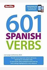 601 Spanish Verbs (601 Verbs)