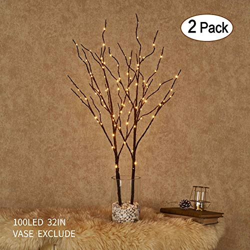 Artificial Branches With Led Lights in US - 9