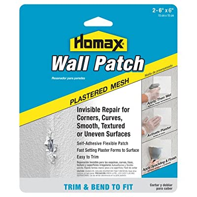 Pre-plastered Wall Patch Repair 6x6