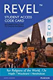 REVEL for Religions of the World -- Access Card (13th Edition)