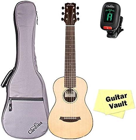Cordoba Mini R miniatura una cuerda de nailon acústica guitarra ...