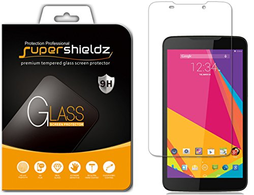 Supershieldz for BLU Studio 7.0 Tempered Glass Screen Protector, Anti-Scratch, Bubble Free, Lifetime Replacement