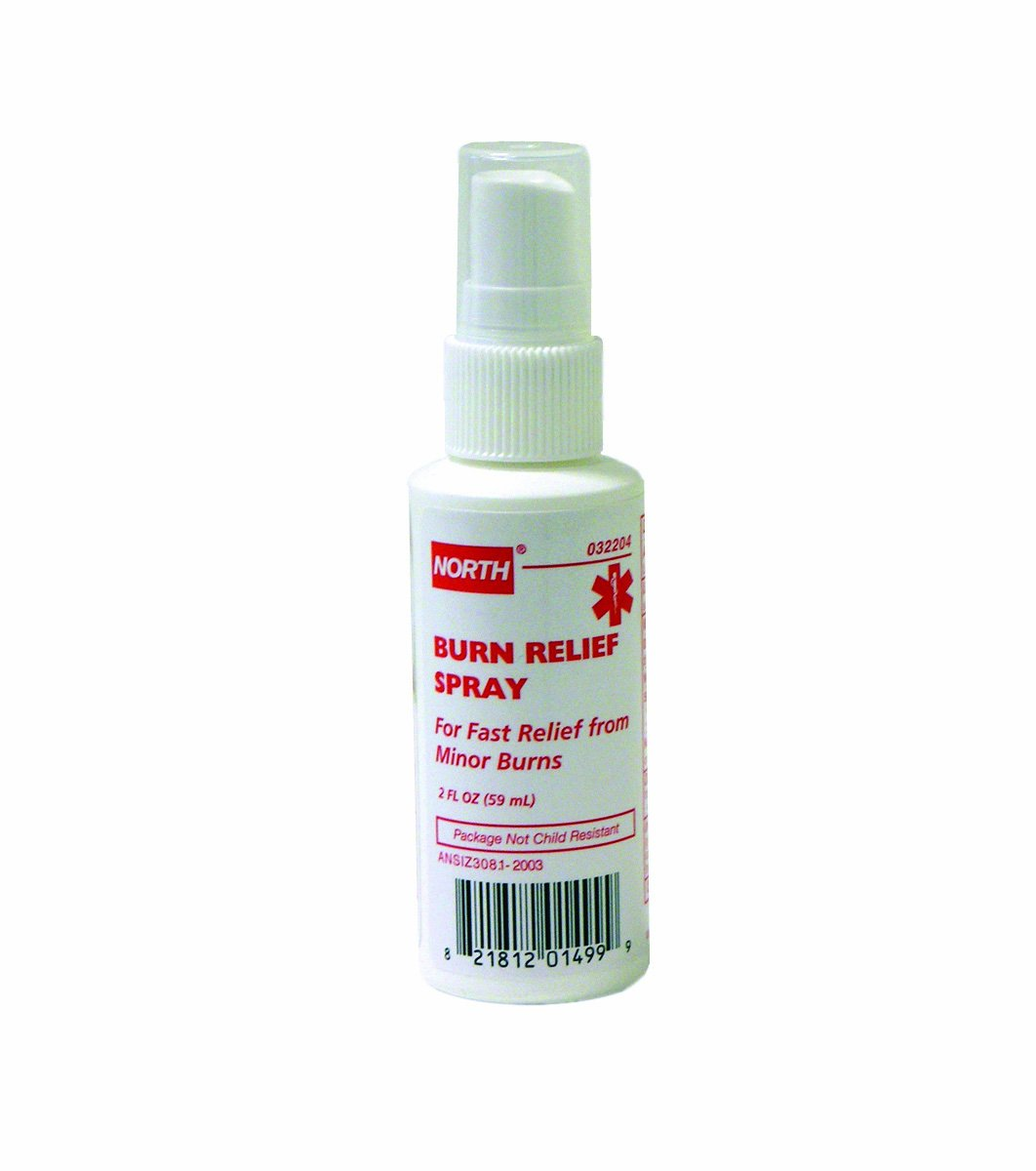 North by Honeywell 032204 O/H Pump Burn Relief, 2 Ounce