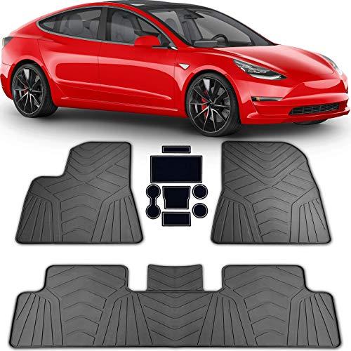 initial car mats - 2