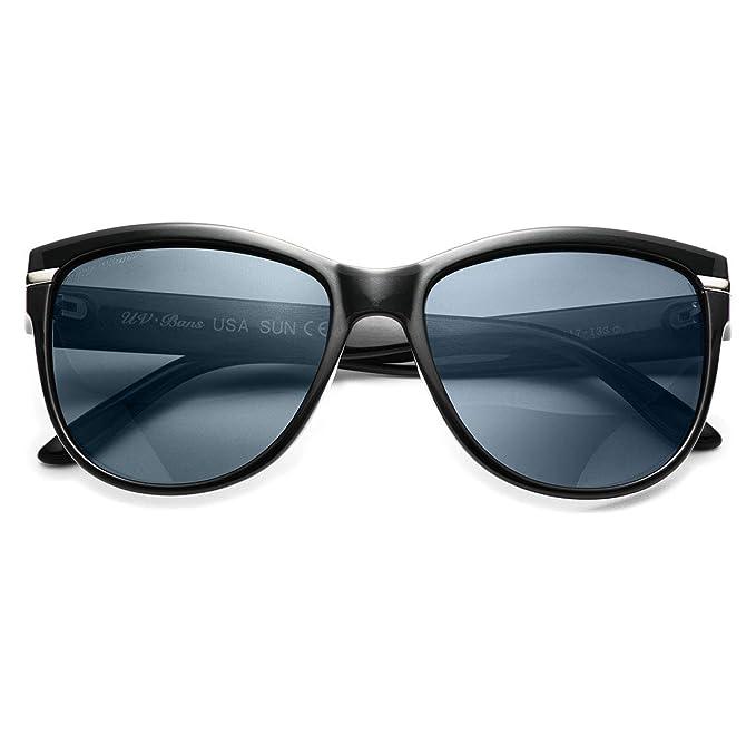 Amazon.com: UV-BANS - Gafas de sol polarizadas para mujer ...