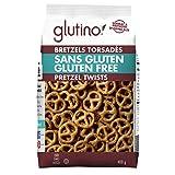 Glutino Gluten Free Pretzel Twists, 400 gm
