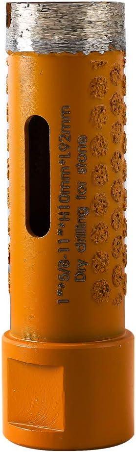 1 Inch Diamond Electroplated Dot Protection Diamond Core Drill Bits for Stone Granite(E-B-25mm)