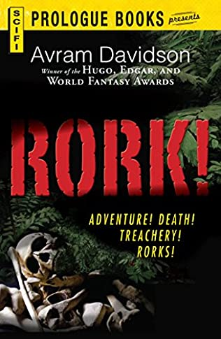 book cover of Rork!